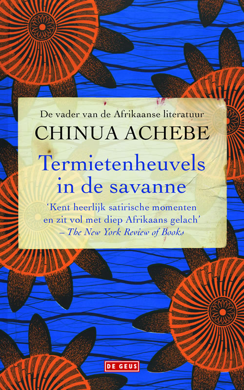 Chinua Achebe - Termietenheuvels in de savanne