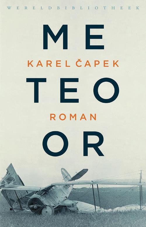 Karel Čapek - Meteoor