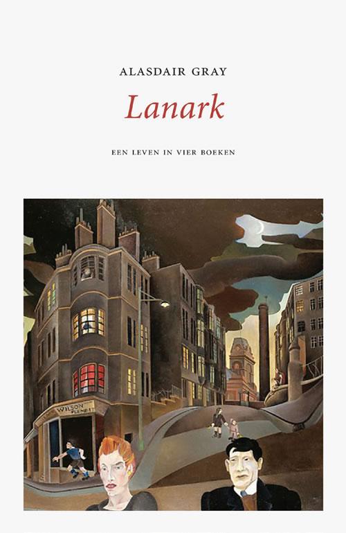 Alasdair Gray - Lanark