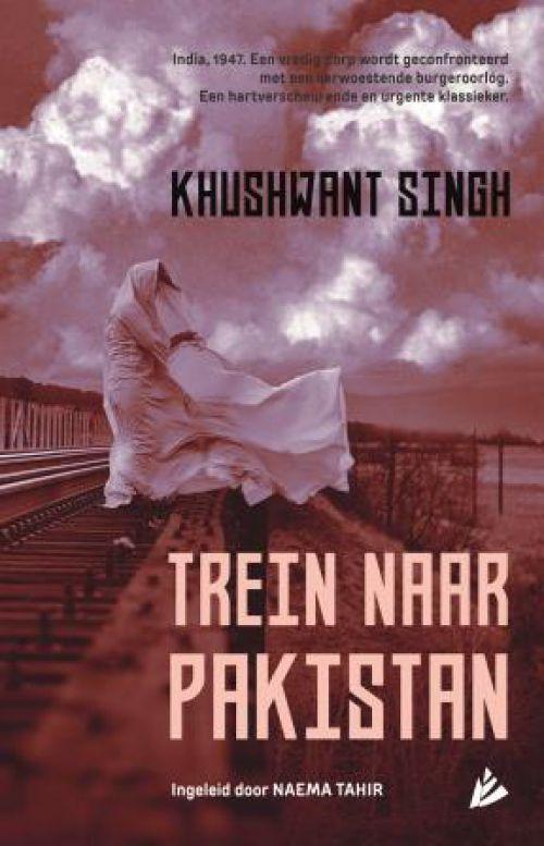 Khushwant Singh - Trein naar Pakistan