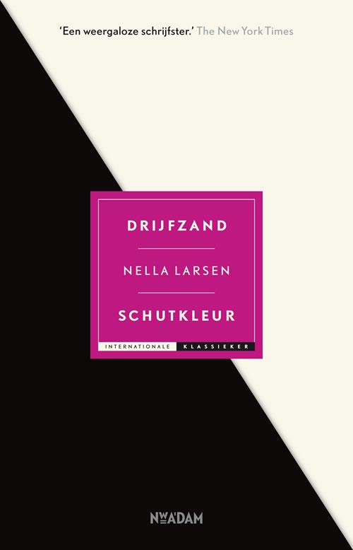 Nella Larsen - Drijfzand & Schutkleur